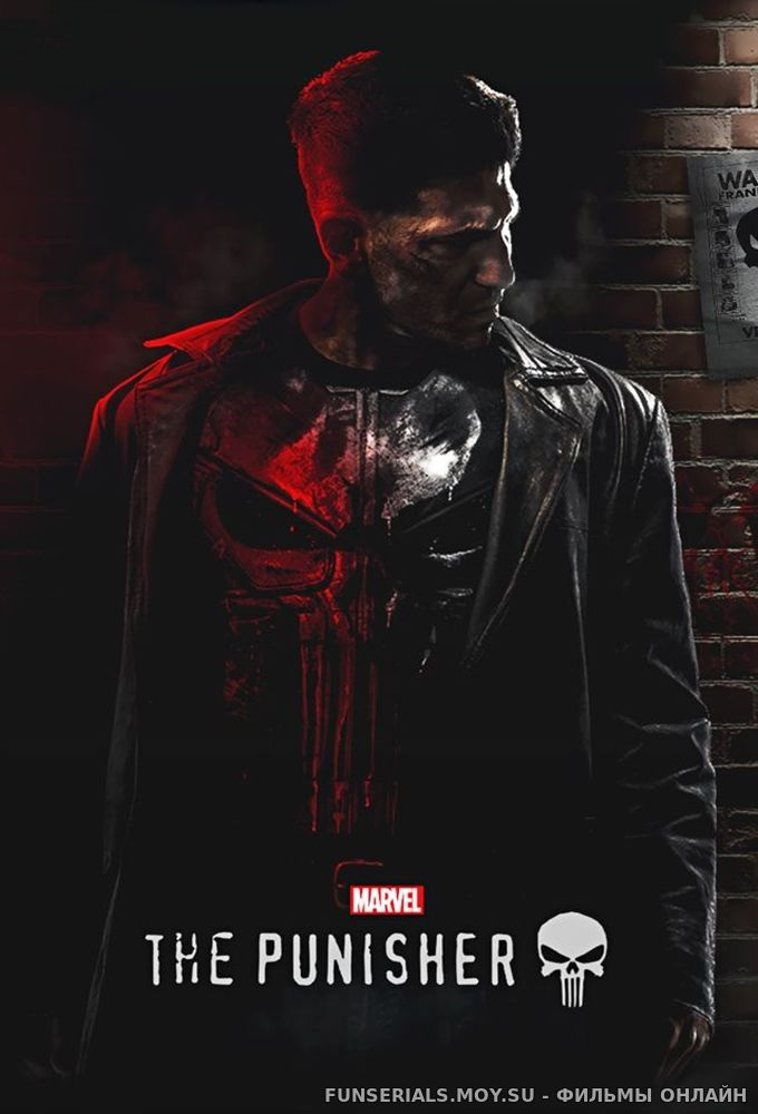 Каратель / The Punisher 1, 2 сезон все серии